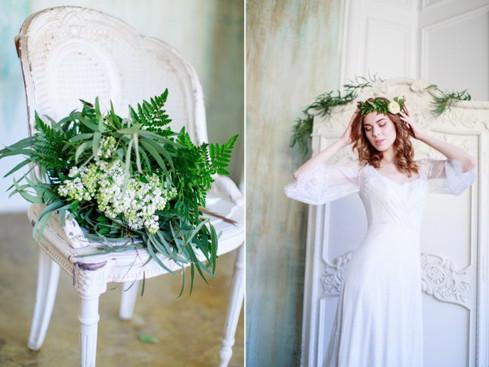 Образ невесты от WeddyWood