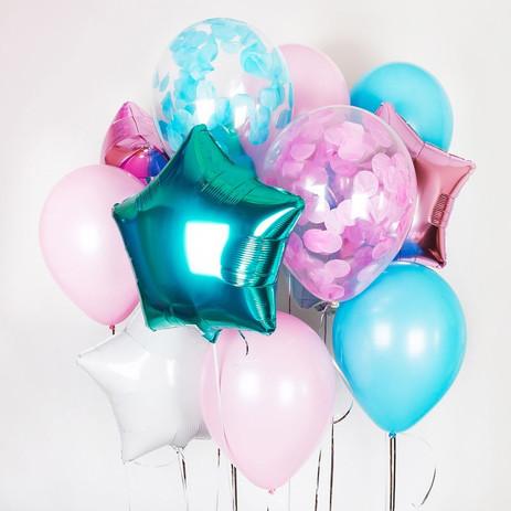 Оформление воздушными шарами в Твери (11