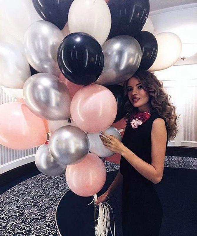 Оформление воздушными шарами в Твери (65