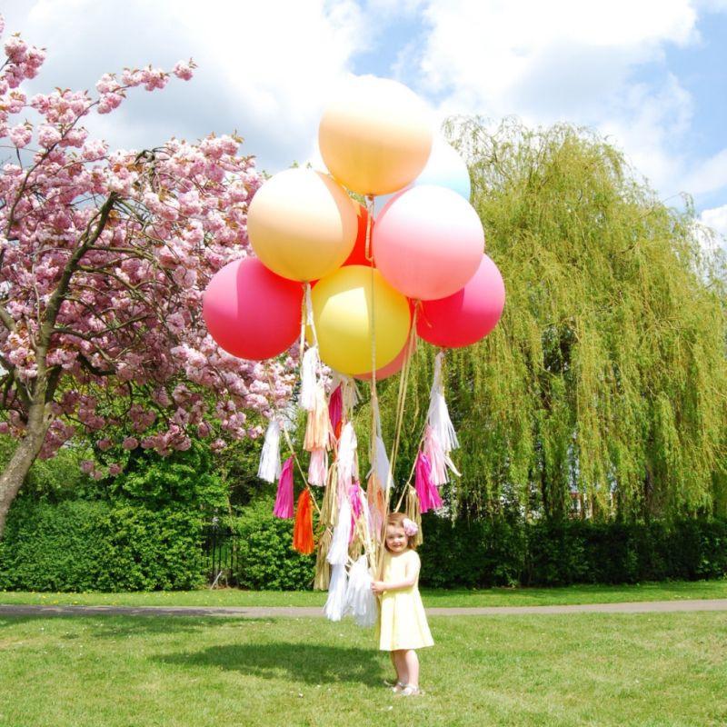 Оформление воздушными шарами в Твери (3)