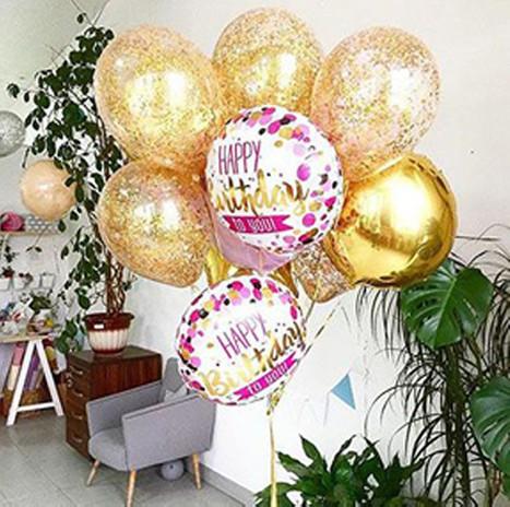 Оформление воздушными шарами в Твери (24