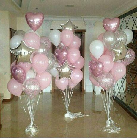 Оформление воздушными шарами в Твери (44