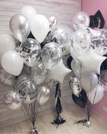 Оформление воздушными шарами в Твери (67