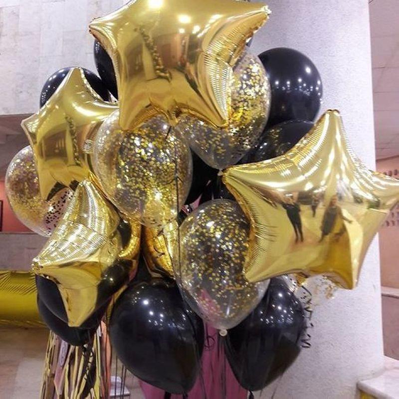 Оформление воздушными шарами в Твери (37