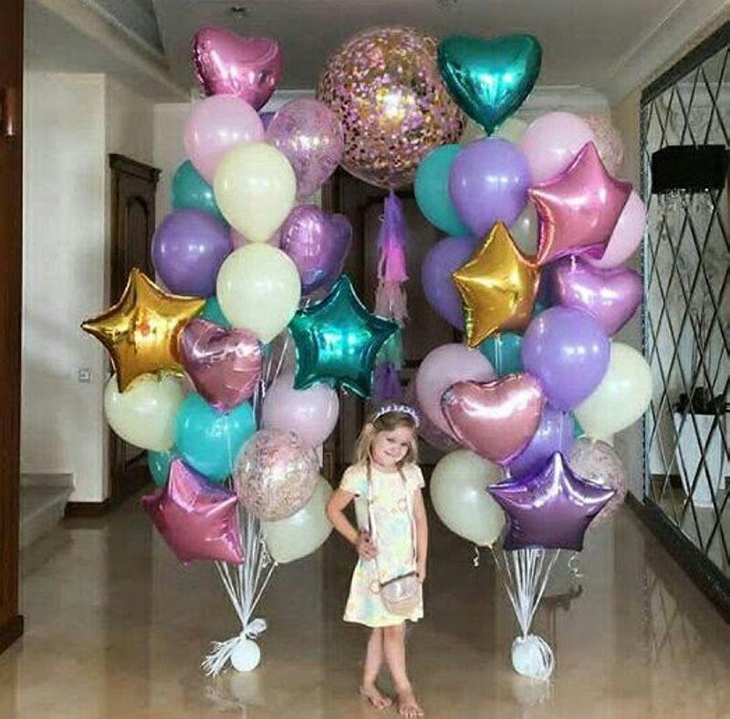Оформление воздушными шарами в Твери (20
