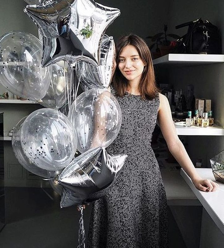 Оформление воздушными шарами в Твери (10
