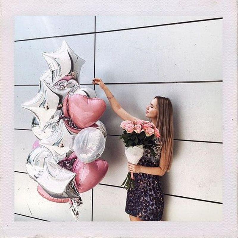 Оформление воздушными шарами в Твери (41