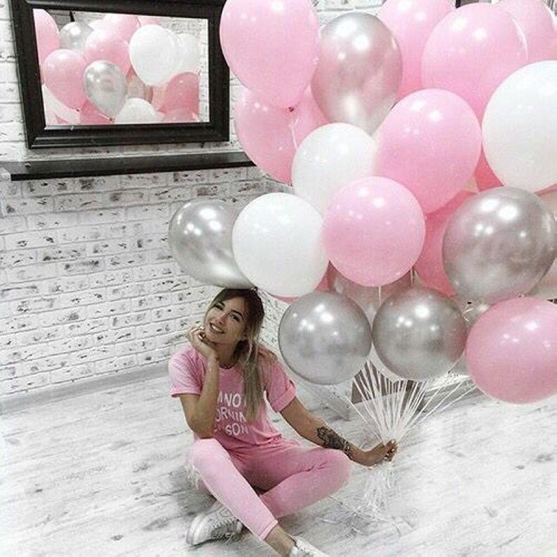Оформление воздушными шарами в Твери (89