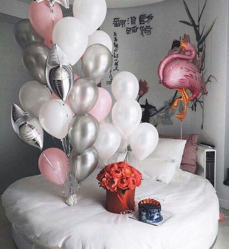 Оформление воздушными шарами в Твери (13