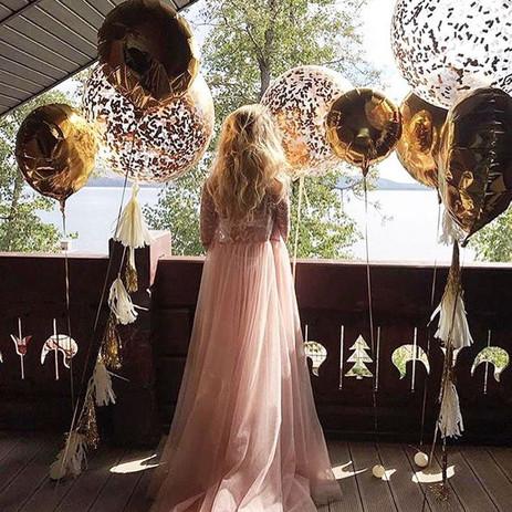 Оформление воздушными шарами в Твери (47