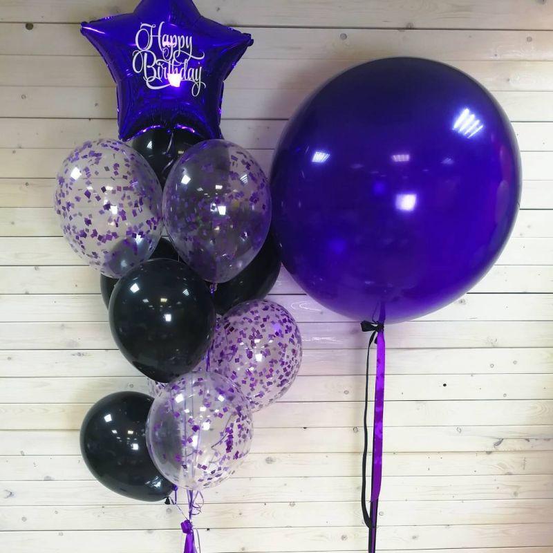 Оформление воздушными шарами в Твери (23