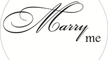 Открытие БЛОГА Marry me