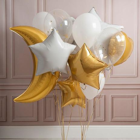 Оформление воздушными шарами в Твери (33