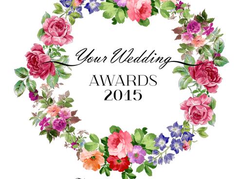 Участие в премии свадебных специалистов