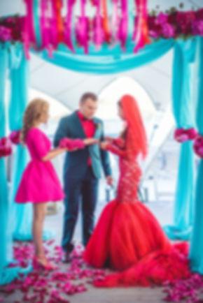 Красивое оформление свадьбы в Твери