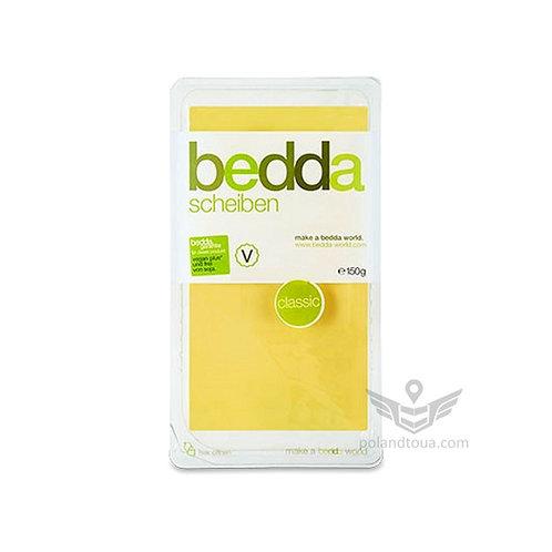 Bedda Original веганский сыр в пластинках сыры пластинами 150г