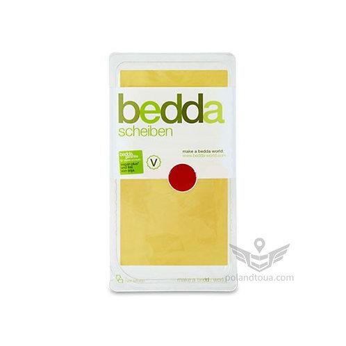 Bedda веганский сыр нарезанный пластинами с насыщенным вкусом и кальцием, B12 15