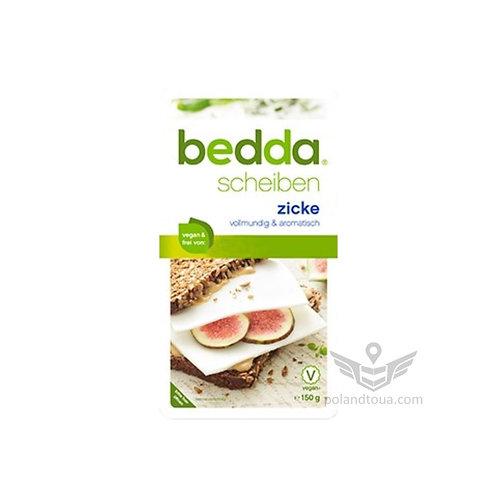 Bedda feta веганский сыр нарезанный пластинками сыры Фета 150г