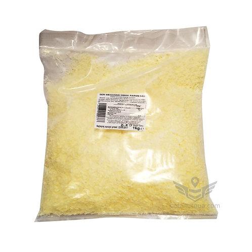 Веганский сыр GreenVie вкус Пармезану Parmesan 1кг тертый