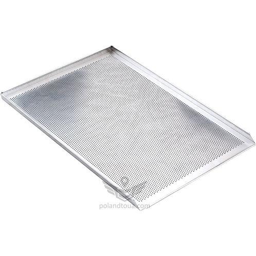 Противень для выпечки из алюминия перфорированный 600x400 STALGAST / UNOX