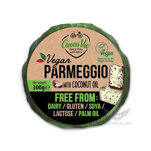 Веганский сыр GreenVie вкус Пармезану Parmesan 300г