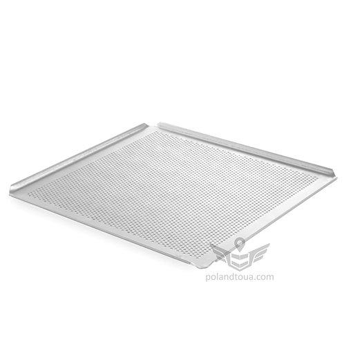 Противень для выпечки из алюминия перфорированный 354x325 GN2/3 HENDI