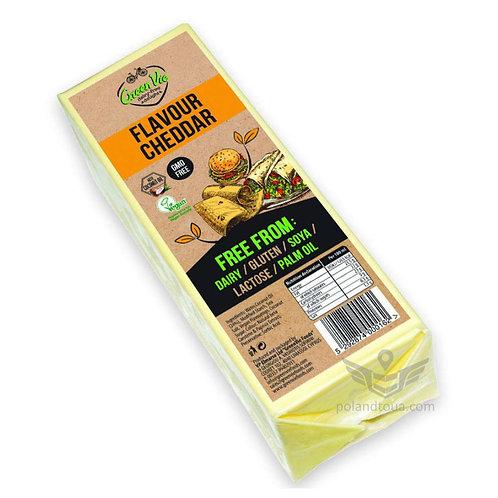 Веганский сыр GreenVie вкус чеддера Cheddar 2,5кг
