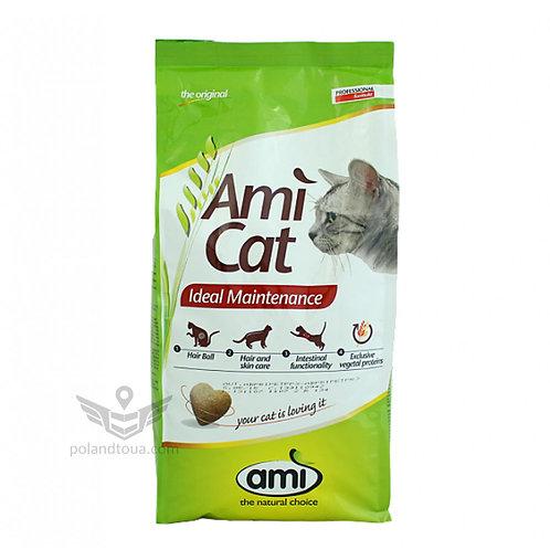 AMI Cat веганский корм для кошек 7,5кг