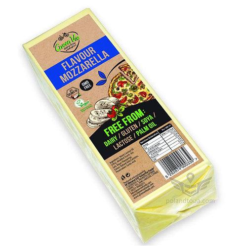 Веганский сыр GreenVie вкус моцареллы Mozzarella 2,5кг