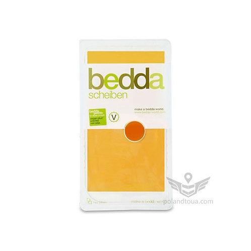 Bedda cheddar веганский сыр в пластинках сыры Чеддер пластинами 150г