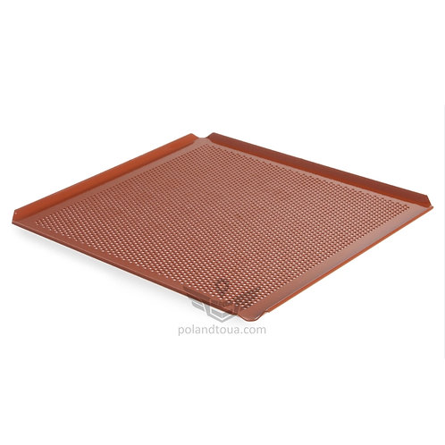 Пекарский лист перфорированный с силиконовым покрытием GN2/3 Hendi 35,4x32,5