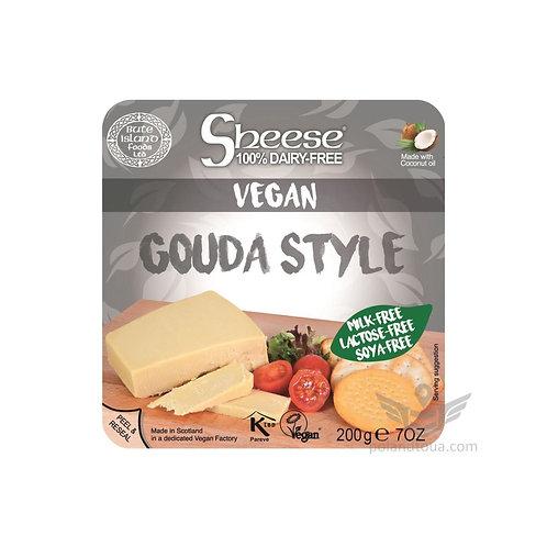 Веганский сыр Gouda сыры Гауда 200г