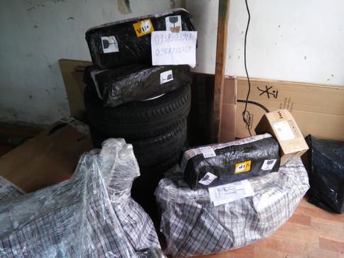 Отправка товаров на Польшу