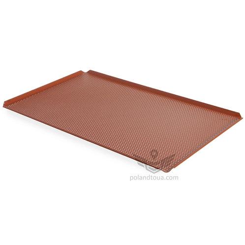 Пекарский лист перфорированный с силиконовым покрытием GN1/1 Hendi 53x32,5