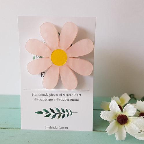 Elsa Designs - Pale Pink Daisy
