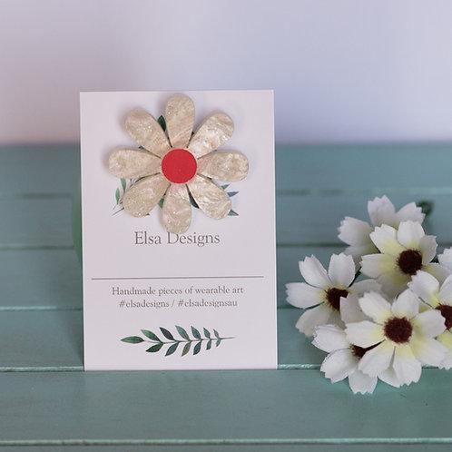 Elsa Designs - White Daisy