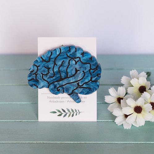 Elsa Designs - Blue Brain