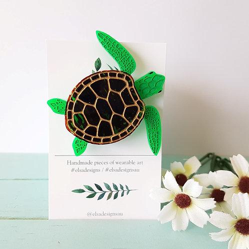 Elsa Designs - Turtle