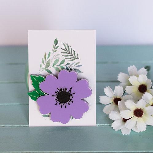 Elsa Designs - Purple Poppy