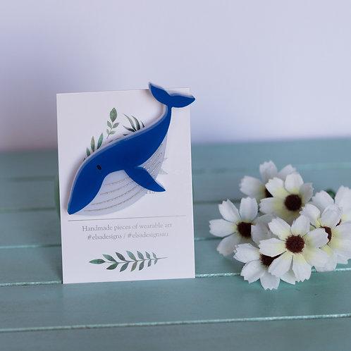 Elsa Designs - Blue Whale
