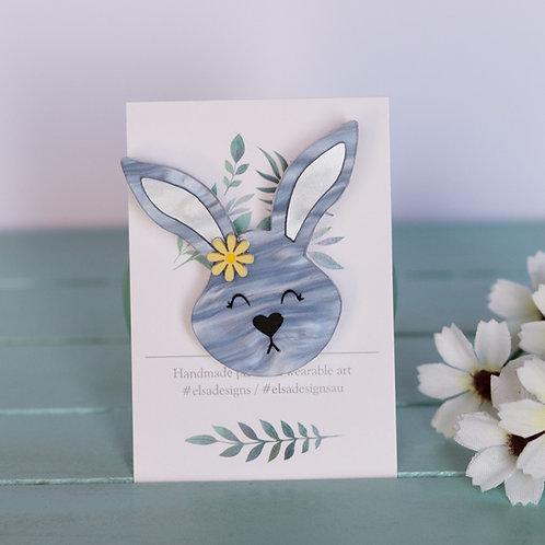 Elsa Designs - Blue Bunny