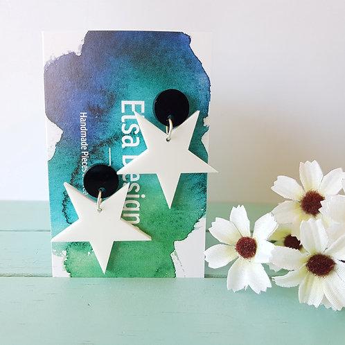 Elsa Designs - White Stars