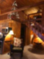 cabin 5 living room