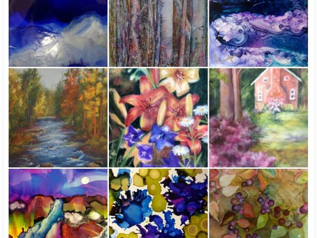 Famous Artists from the Wisconsin Northwoods