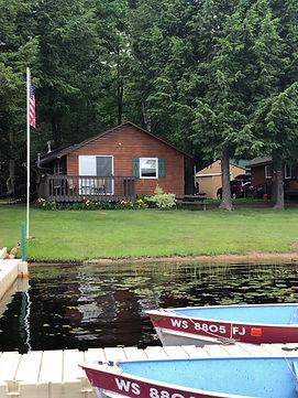 cabin 3 lake view