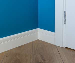corner showing baseboards