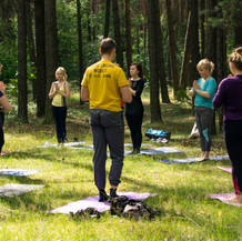 A-group-yoga-session-held-outdoors-in-th