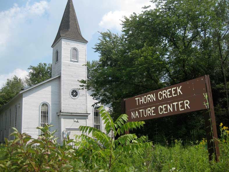 thorn creek nature preserve