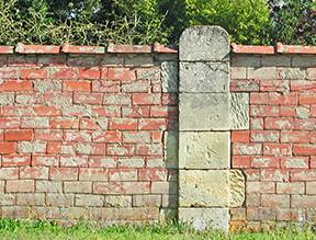 Le mur mitoyen