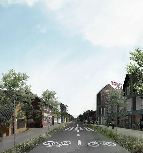 Strategier for mindre byer
